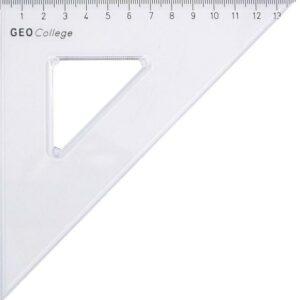 GEO College 45/45 deg with 200mm hyp