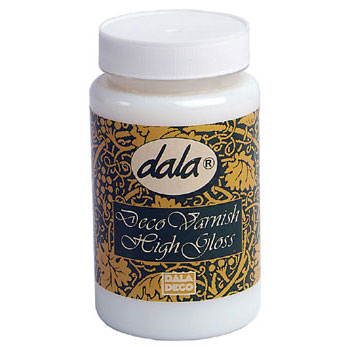 Dala Deco Varnish High Gloss 125ml