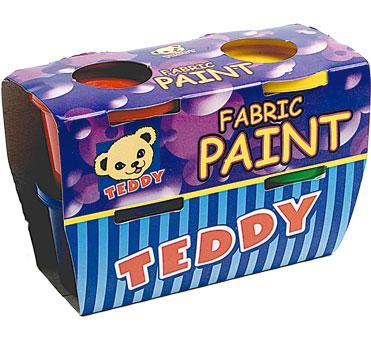 Dala Teddy Fabric Paint