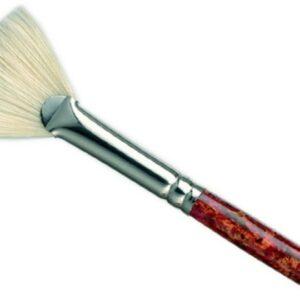 Daler-Rowney Georgain G84 Fan Brush 4