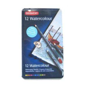 Derwent Watercolour pencils set of 12