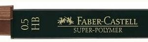 Faber-Castell Super-Polymer fineline Refill Leads 0.50mm