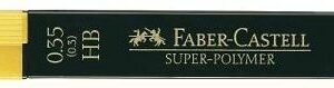 Faber-Castell Super-polymer fineline Refill Leads 0.35mm