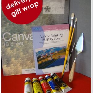 Gift Set - W&N Galeria Acrylic 60ml Colour