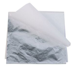 Prime Art Composition Silver Leaf - 25 sheets