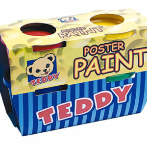Dala Teddy Poster Paint