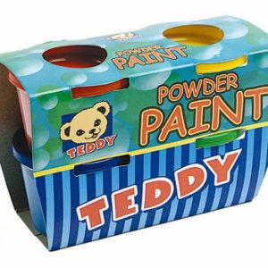 Dala Teddy Powder Paint 4 x 100g