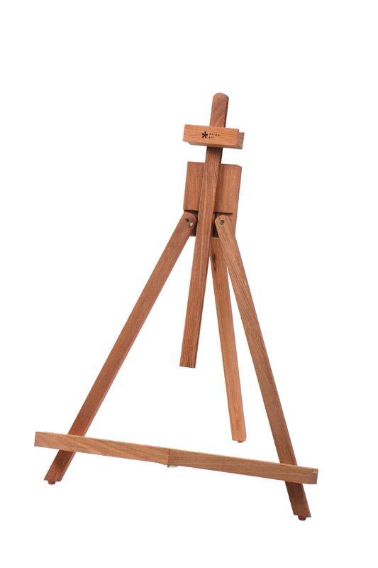 Prime Art Wooden A - Frame Table Easel