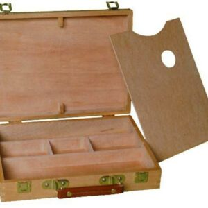 Prime Art Wooden Art Box - Medium