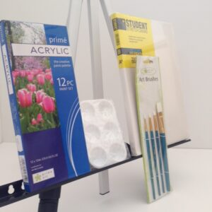 Gift Set - Acrylic Starter set with Easel