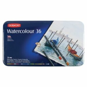 Derwent  Watercolour pencils set of 36