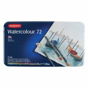 Derwent Watercolour Pencils 72