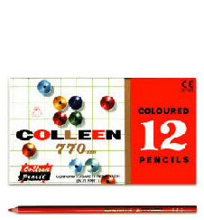 Colleen Colour Pencils set of 12