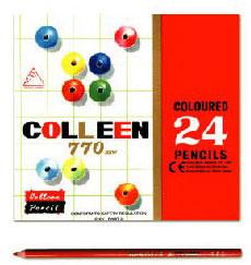 Colleen Colour Pencils 24