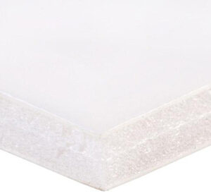 Foam board 3mm White A1(84x59.5cm)