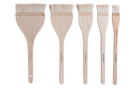 Hake Brush Size 2