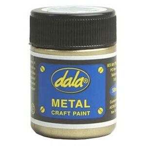Dala Craft Paint 50ml Metallic