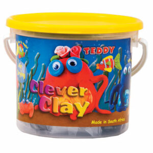 DALA TEDDY CLEVER CLAY 125G
