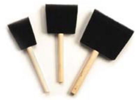 Sponge Brush 13mm