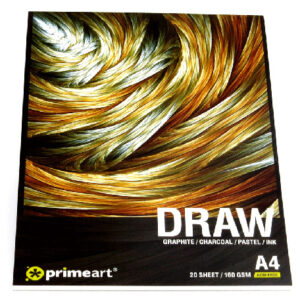Prime Art Draw Pad 160g A2