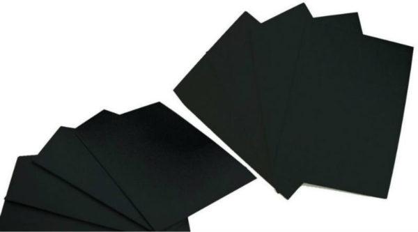 Black Album Board 250g A2