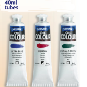 Derivan Oil Colour 40ml Tube