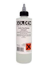 GOLDEN ACRYLIC FLOW RELEASE- 236ML- ADD