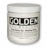 GOLDEN ACRYLIC EXTRA HEAVY GEL MOLDING PASTE-236ML- GEL