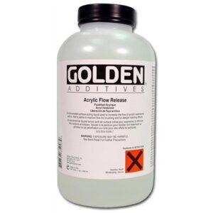 GOLDEN ACRYLIC FLOW RELEASE- 119ML- JAR