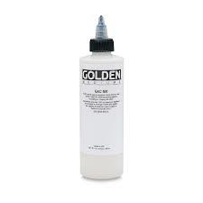 GOLDEN ACRYLIC GAC 400 (HEAT SET)- 236ML- POL