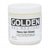 GOLDEN HEAVY GEL (GLOSS)- 236ML- GEL