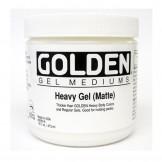 GOLDEN ACRYLIC HEAVY GEL (MATTE)-236ML- GEL