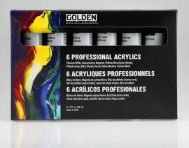 GOLDEN PRINCIPAL 59ML HB 6 TUBE SET