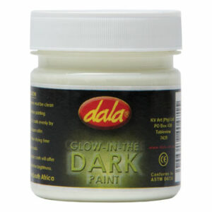 Dala Glow in the Dark Paint 100ml