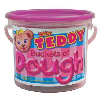 Dala Miss Teddy Buckets Of Dough 500g
