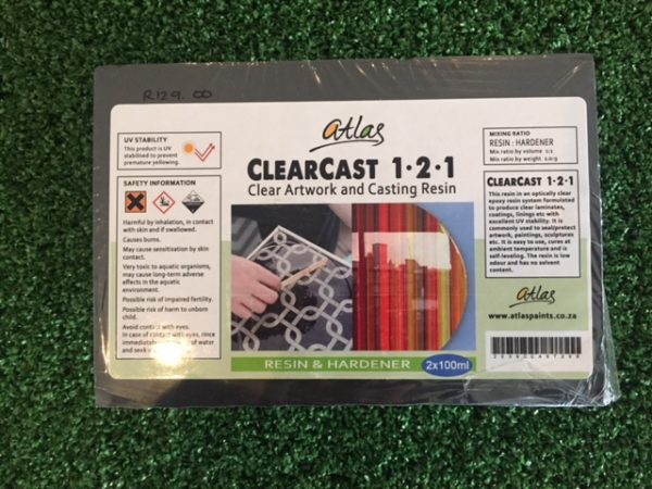 CLEARCAST CASTING RESIN