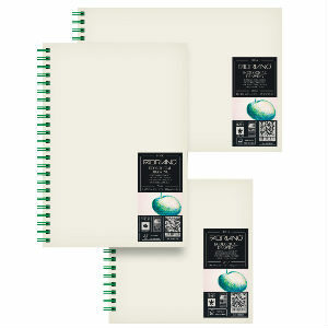 Fabriano Eco Drawing Journal  A5 70 Page 120gsm Landscape