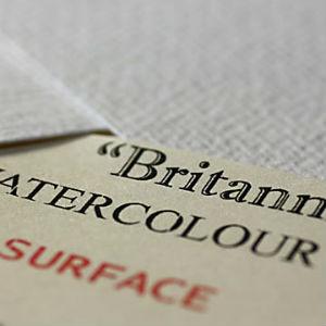 Hahnemühle Britannia Paper 300gsm 50x56cm