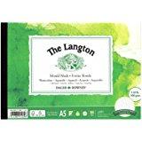 Daler-Rowney Langton Watercolour Pad 300g A5 CP