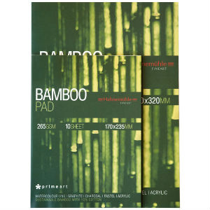 Bamboo Pad 265g 230x320mm 10sh Large