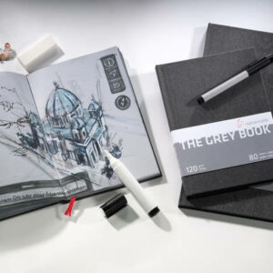 Hahnemühle The Grey Book A4 Journal
