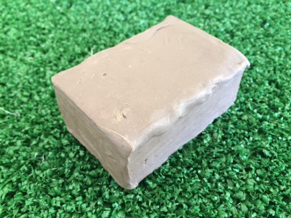 Matt Daniel Sculpting Clay - Wax Based 500g - Brown