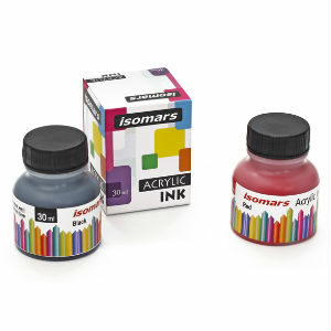 Isomars Acrylic Ink 30ml