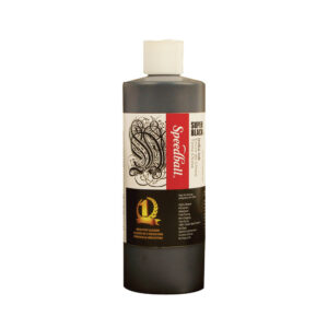 SPEEDBALL SUPER BLACK INDIA INK 454.6ML