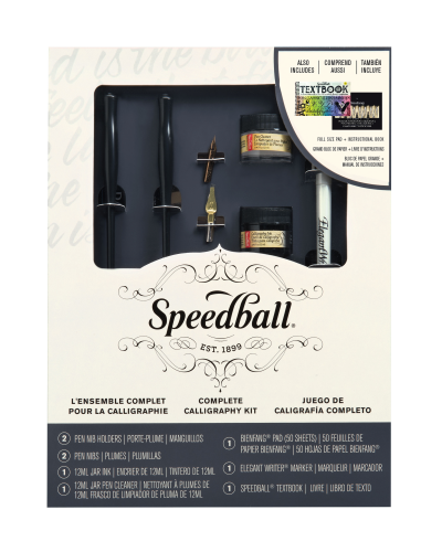 Speedball Complete Calligraphy Kit