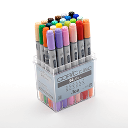 COPIC 24PC CIAO BASIC SET