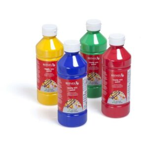 Reeves Redimix Tempera Paint 500ml