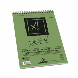 Canson XL Dessin A4 Sketch Pad 160g 50 Sheets
