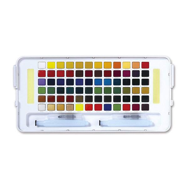 Sakura Koi Watercolour Pocket Field Sketch Box 72