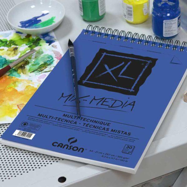 Canson® XL® Mix Media A5 300g
